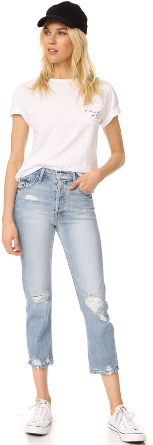 MOTHER The Tomcat Jeans 4