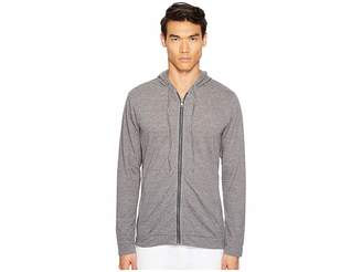 Onia James Zip-Up Hoodie Men's Sweatshirt