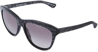 Oliver Peoples Reigh Cat-Eye Plastic Sunglasses
