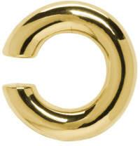 Saskia Diez Gold Bold Ear Cuff