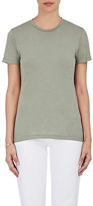 Barneys New York Women's Pima Cotton Crewneck T-Shirt