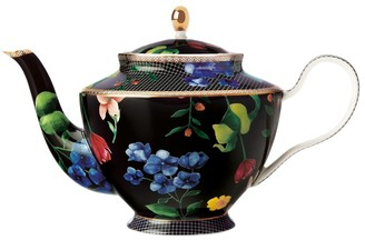 Maxwell & Williams Teas & C's Contessa Teapot with Infuser 1L Black Gift Boxed