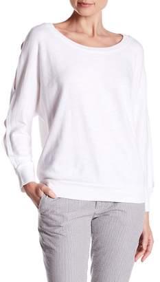 Splendid Split Sleeve Sweatshirt