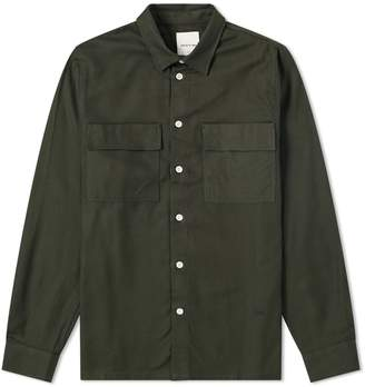Wood Wood Andrew Overshirt