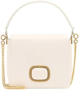 Roger Vivier Madam Viv leather shoulder bag