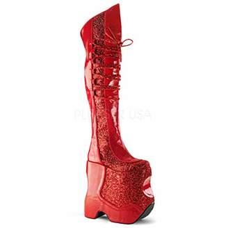Pleaser USA Pink Label Men's Fabu3035/r-g Boot