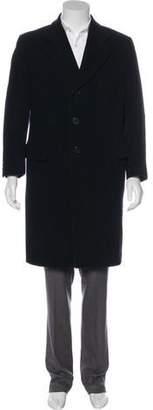Dolce & Gabbana Wool Overcoat