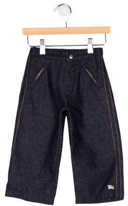 Burberry Boys' Wide-Leg Jeans