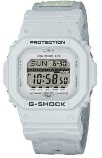 G-Shock Shock and Water-Resistant Cloth Strap Watch