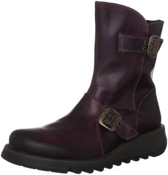 Fly London Womens SETI Mid Boots Ankle Boot