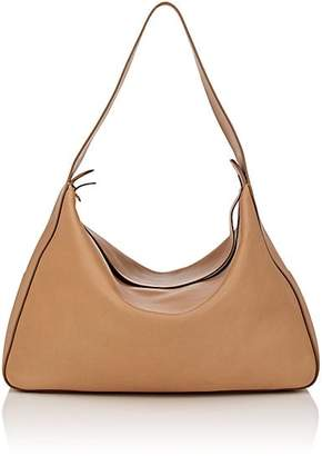 The Row Women's Saddle Leather Hobo Bag