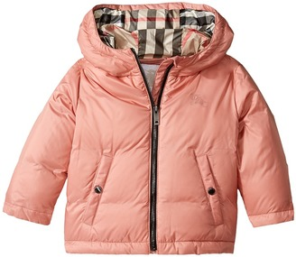 Burberry Kids - Rio Puffer Jacket Girl's Coat $250 thestylecure.com