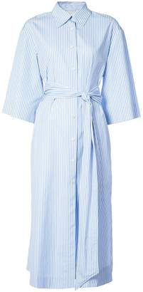 Diane von Furstenberg wrap-around shirt dress