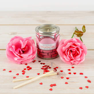 Gardenia Esscentualcandles Love At First Light Candle Tin