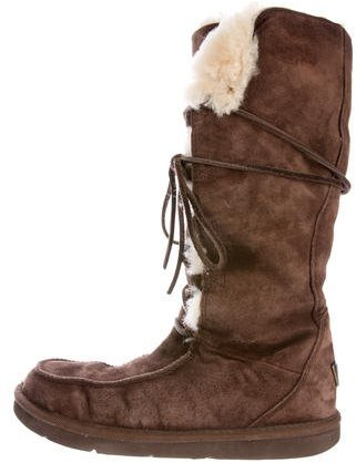 UGGUGG Australia Uptown Lace-Up Boots