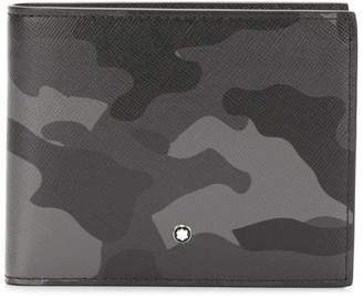 Montblanc camouflage wallet