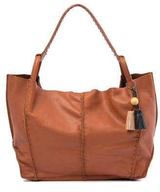 The Sak Los Feliz Leather Tote