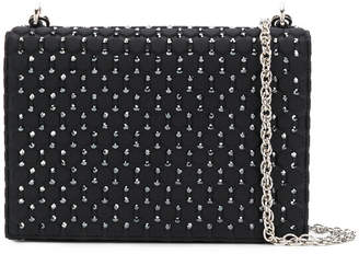 Rodo crystal embellished mini bag