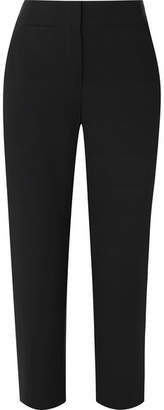 Giorgio Armani Wool-blend Straight-leg Pants