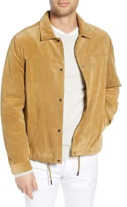 Vince Regular Fit Coach's Jacket