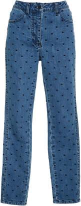 Ulla Johnson Prince Printed Jean