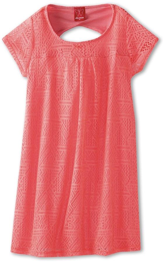Ella Moss Anela Dress (Big Kids)