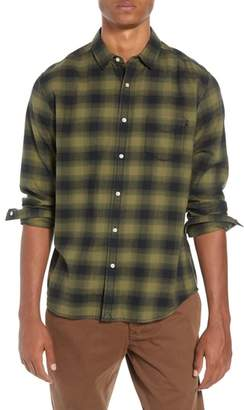 Life After Denim Lumberjack Plaid Slim Fit Sport Shirt