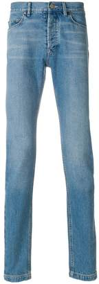 Lanvin high-waisted slim jeans