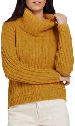 Seed Heritage Ribbed Roll Neck