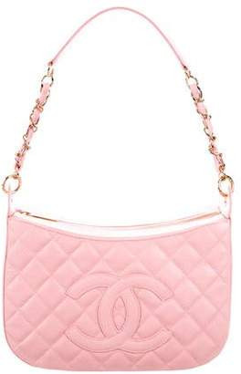 Chanel Caviar Timeless Hobo
