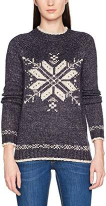Fat Face Women's Snowflake Placement Jumper