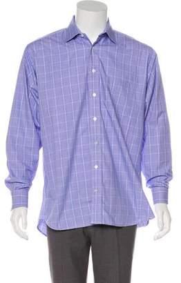 Burberry French Cuff Dress Shirt