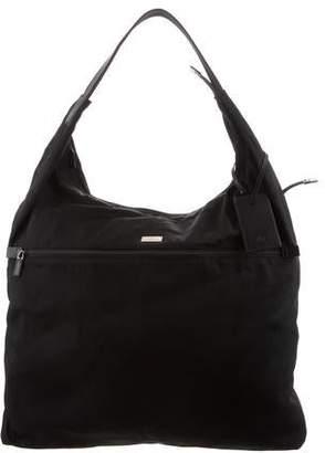 Gucci Vintage Nylon Garment Hanger Bag