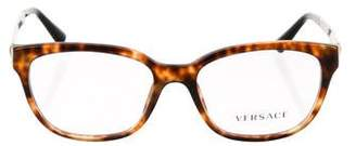 Versace Greca Cat-Eye Eyeglasses