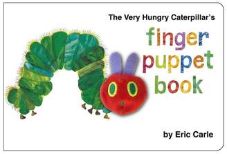 Original Penguin The Very Hungry Caterpillar Finger Puppet Book