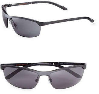 Dockers 66mm Blade Shield Sunglasses