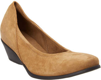 Arche Olyse Leather Wedge Pump