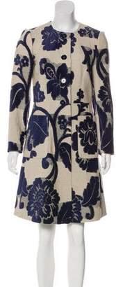Etro Knee-Length Coat