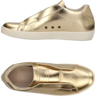 Leather Crown Low-tops & sneakers - Item 11424492