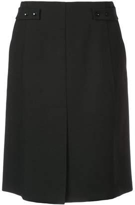 Narciso Rodriguez midi straight skirt