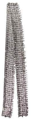 Marc Jacobs Sequin Mesh Scarf w/ Tags