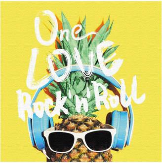ArtDeli One Love Rock'n 'Roll アートパネル m