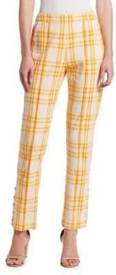 Rosie Assoulin Oboe Plaid Pants