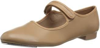 Dance Class Mary Jane Beginning Tap Shoe Girls' Toddler-Youth Slip On