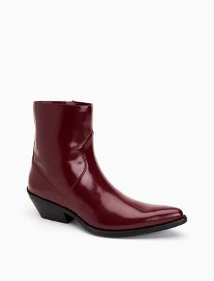 Calvin Klein arianna leather boot