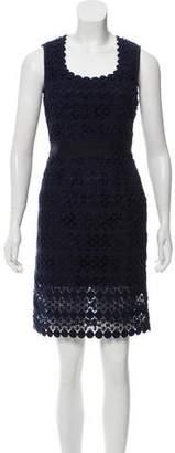 Tory Burch Guipure Lace Sleeveless Dress