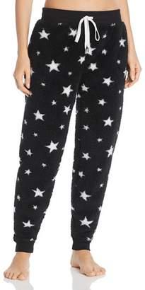 PJ Salvage Dreamer Stars Plush Pants