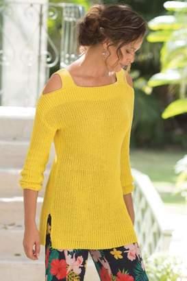 Soft Surroundings Free Day Sweater