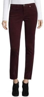 AG Jeans Mid-Rise Cigarette Jeans