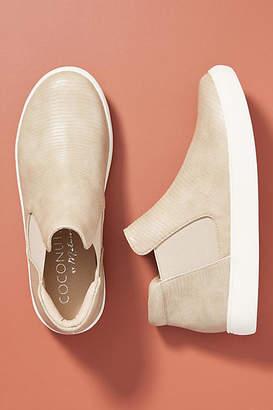 Matisse Harlan Embossed Leather Sneakers